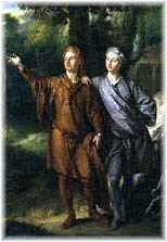 Anthony Ashley-Cooper, 3rd Earl of Shaftesbury (1671-1713) (on right, his brother is on the left.) Picture taken from:http://www.fiu.edu/~casinesg/ENL2011.htm.
